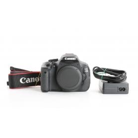 Canon EOS 600D (235701)
