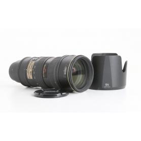 Nikon AF-S 2,8/70-200 G IF ED VR (235728)
