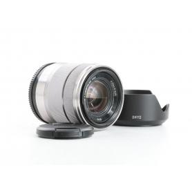 Sony E 3,5-5,6/18-55 OSS Silber E-Mount (236132)