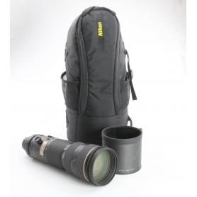 Nikon AF-S 4,0/200-400 G IF ED VR (235690)