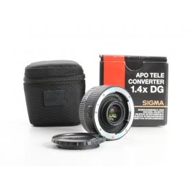 Sigma EX Telekonverter APO DG 1,4x C/EF (236211)