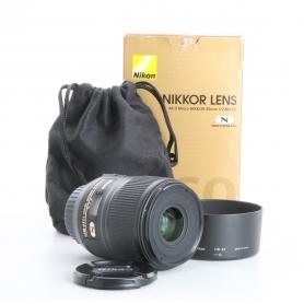 Nikon AF-S 2,8/60 Micro G ED (236226)