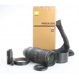 Nikon AF-S 4,0/70-200 G ED N VR (236228)