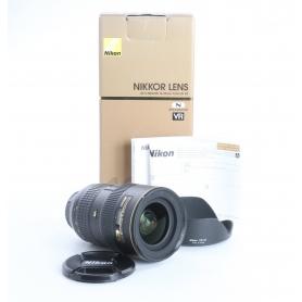 Nikon AF-S 4,0/16-35 G ED VR (236229)