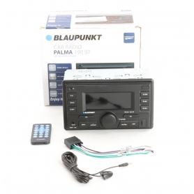 Blaupunkt Palma 190 BT Doppel-DIN Autoradio MP3 -Player Bluetooth Freisprecheinrichtung USB schwarz (236278)