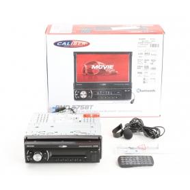 Caliber Audio Technology RMD-575BT Autoradio Touchscreen Moniceiver Bluetooth USB SD Lenkradfernbedienung (236282)