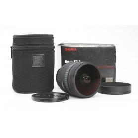 Sigma EX 3,5/8 DG Fisheye C/EF (218650)