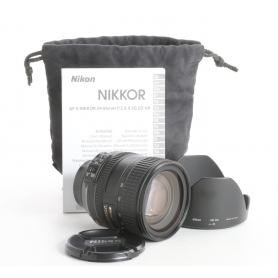 Nikon AF-S 3,5-4,5/24-85 G ED VR (236303)