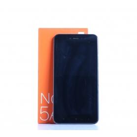 Xiaomi Redmi Note 5A Prime 5,5 Smartphone Handy 32GB 13MP LTE Hybrid-Slot Android grau (236332)