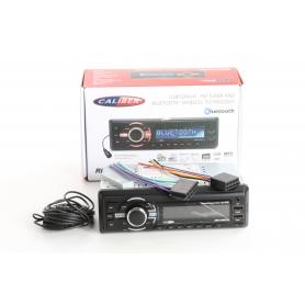 Caliber Audio Technology RMD046BT Autoradio Bluetooth Freisprecheinrichtung schwarz (236354)