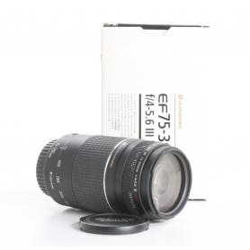 Canon EF 4,0-5,6/75-300 III (236373)