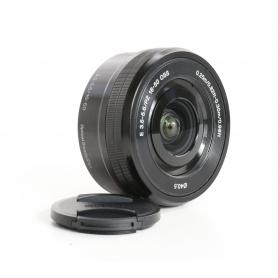 Sony E PZ 3,5-5,6/16-50 OSS Schwarz E-Mount (236382)