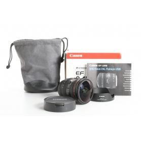 Canon EF 4,0/8-15 L USM Fisheye (236420)