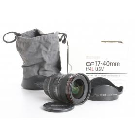 Canon EF 4,0/17-40 L USM (236434)