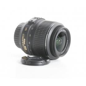 Nikon AF-S 3,5-5,6/18-55 G ED VR DX (236453)