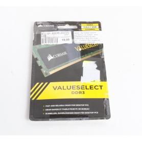 Corsair CMV4GX3M1A1333C9 ValueSelect PC Arbeitsspeicher 4GB RAM 1333MHz CL9 9-9-24 (236531)