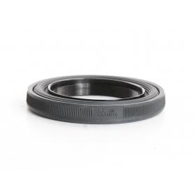 Hama 55 mm Gummi Sonnenblende Lens Hood (236607)