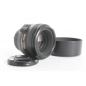 Nikon AF-S 1,4/50 G (236616)