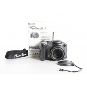 Canon Powershot S3 IS (236627)