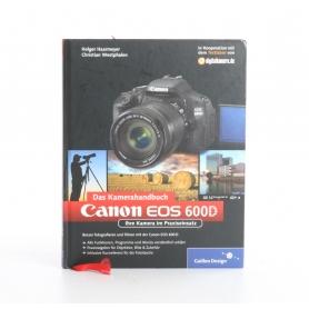 Galileo Design Das Kamerahandbuch Canon 600D / Holger Haarmeyer ISBN 9783836217835 / Buch (236638)