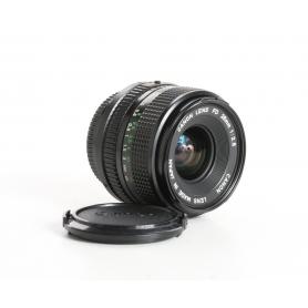 Canon FD 2,8/28 (236640)