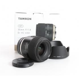 Tamron SP 1,8/35 DI USD VC für C/AF (236652)