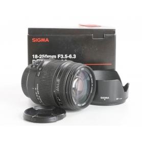 Sigma EX 3,5-6,3/18-250 DC OS HSM Makro NI/AF D (236655)