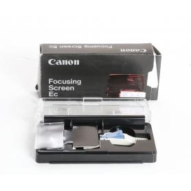 Canon Einstellscheibe Ec Focusing Screen für EOS 1n RS (236706)