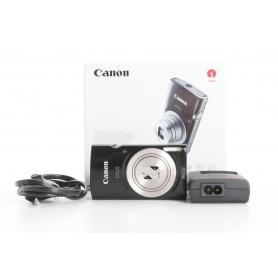 Canon IXUS 185 Digitalkamera 20 Mio. Pixel Opt. Zoom: 8 x Schwarz (236807)