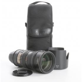 Nikon AF-S 4,0/70-200 G ED N VR (236897)