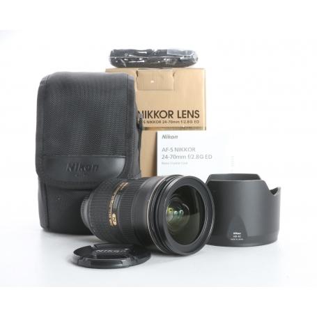 Nikon AF-S 2,8/24-70 G ED (236802)