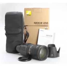 Nikon AF-S 2,8/70-200 G IF ED VR II (236806)