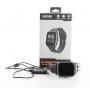 Denver SW-161 Smartwatch Fitness-Uhr Sportuhr Multi-Sport Herzfrequenz schwarz (236835)