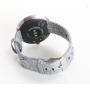 X-WATCH Siona Color Fit Smartwatch Fitness-Uhr Sportuhr Schrittzähler Puls Bluetooth grau silber (236836)