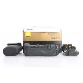 Nikon Hochformatgriff MB-D12 D800 (236877)