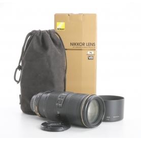 Nikon AF-S 4,0/70-200 G ED N VR (236882)