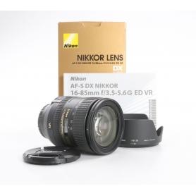 Nikon AF-S 3,5-5,6/16-85 G ED VR DX (237035)
