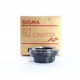 Sigma AF Tele Converter 1,4x Ni/AF (236757)