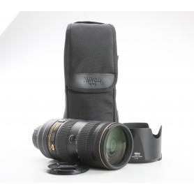 Nikon AF-S 2,8/70-200 E FL ED VR (236916)