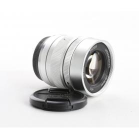 Zhonghyi Mitakon Speedmaster 0,95/35 MK II Fujifilm X-Mount Silber (236980)