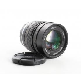 Zhonghyi Mitakon Speedmaster 0,95/35 MK II Fujifilm X-Mount Black (236981)