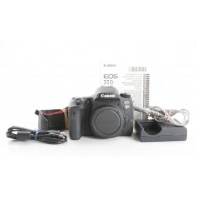 Canon EOS 77D (237026)