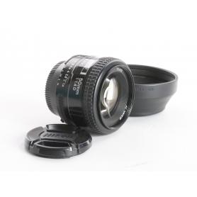 Nikon AF 1,4/50 D (237049)