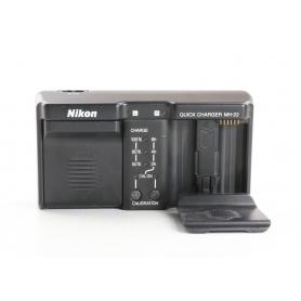 Nikon Ladegerät MH-22 (237052)
