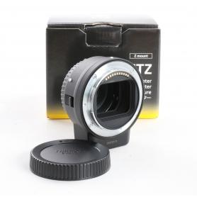 Nikon FTZ Z Mount Adapter Bajonettadapter (237053)