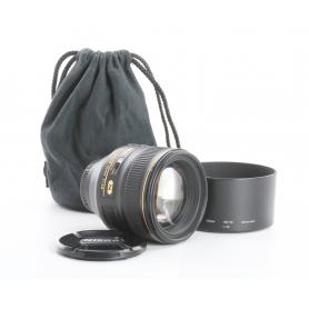 Nikon AF-S 1,4/85 G N (236921)