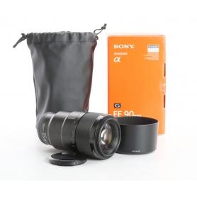Sony FE 2,8/90 Macro G OSS E-Mount (236944)