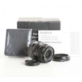 Fujifilm Fujinon Super EBC XF 2,0/23 R WR (236970)