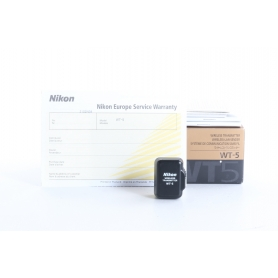 Nikon Wireless-Lan-Sender WT-5 D4 (236975)
