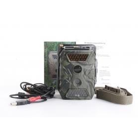 Berger und Schröter X-Trail HD Wildkamera 12 Mio. Pixel Black LEDs Khaki-Braun (matt) (236702)
